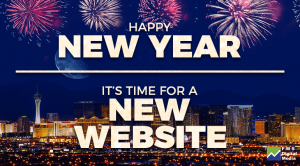 New Year – New Website?