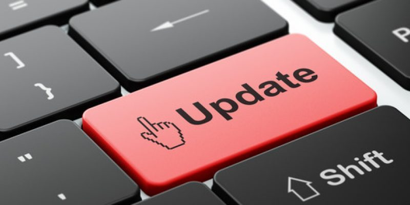Reasons why you should update your website