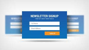 Get More Sign Ups On Your Website